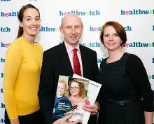 carianne stones healthwatch barnsley john healey mp melanie hall healthwatch rotherham - copy_be
