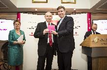john healey mp presented with dods constituency campaigner by graham brady mp_be