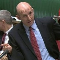 john speaking in commons_be