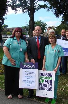 rotherham hospital save our services_be